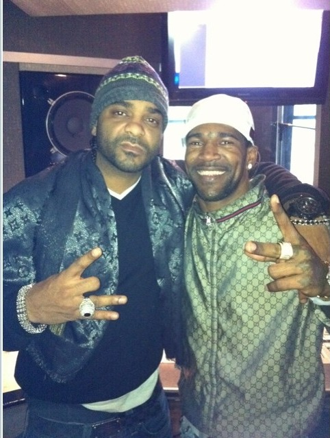 Jim Jones and Omega