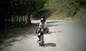Downhill Skateboarding Dominican Republic