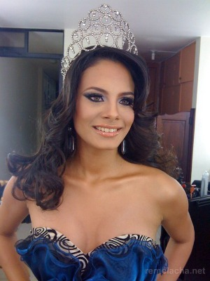 Dalia fernadez Miss Republica Dominicana