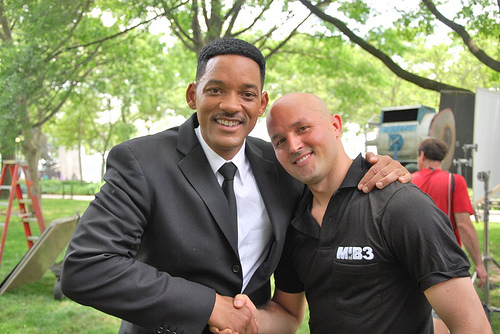 Will smith y dominicano