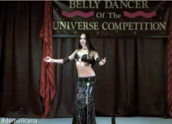 Paula belly dance