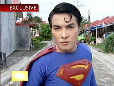 Super man filipino