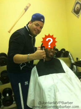 JordanMVPbarber -- Jose Reyes New Haircut