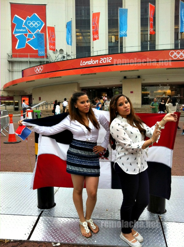 Dominicanas en londres