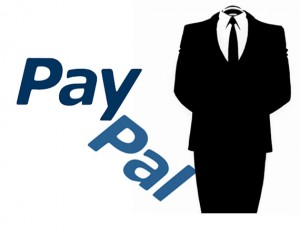Paypal-anonnymous